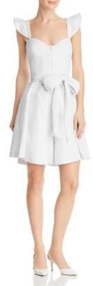 Milly Striped Bustier Dress