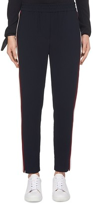 Whistles Elyse Side Stripe Pants $230 thestylecure.com