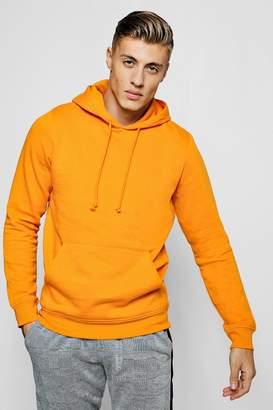 boohoo Basic Over The Head Hoodie