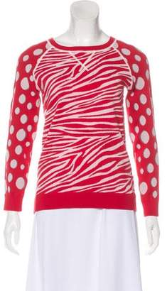 Marc by Marc Jacobs Knit Scoop Neck Sweater