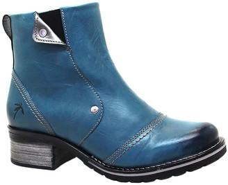 Dromedaris Leather Ankle Boots - Kassia