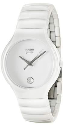 Rado Men's R27695722 True Jubile Ceramic Bracelet Watch