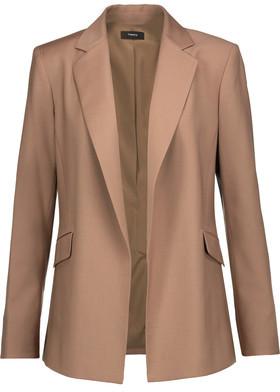 Theory Sedeia Stretch Wool-Blend Blazer $535 thestylecure.com