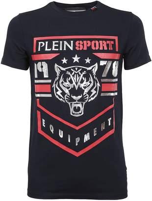 Philipp Plein Plein Sport Graphic Print T-shirt