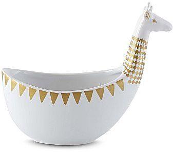 Jonathan Adler Ceramic Giraffe Animal Bowl