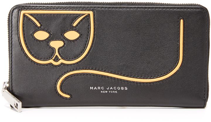 Marc JacobsMarc Jacobs Kitty Kat Continental Wallet