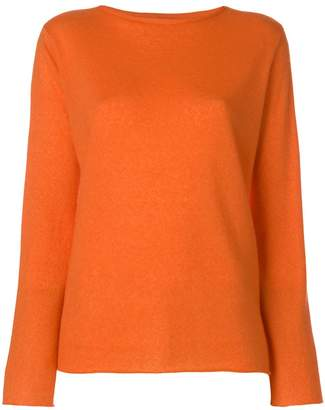 Liska boat neck jumper