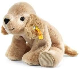 Steiff Floppy Lumpi Golden Retriever Toy