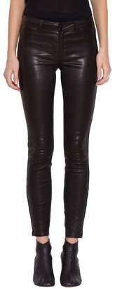 J Brand Nappa Skinny Jeans
