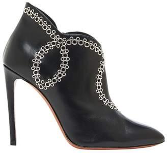 Alaia Azzedine Stiletto Ankle Boots