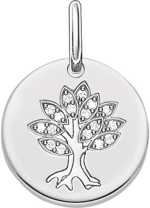 Thomas Sabo Tree of Life sterling silver pendant