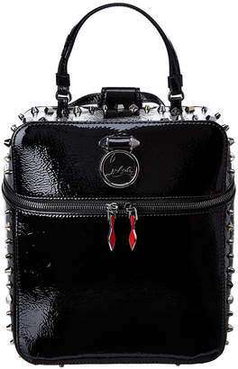 Christian Louboutin Rubylou Patent Backpack