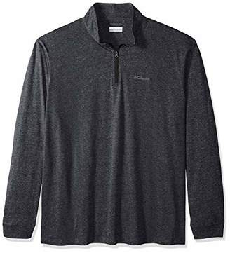 Columbia Men's Cullman Crest Big & Tall 1/4 Zip