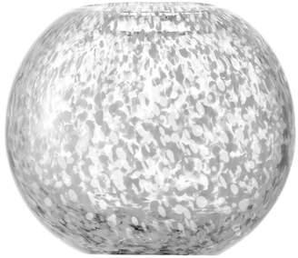LSA International Rounded Tweed Glass Vase