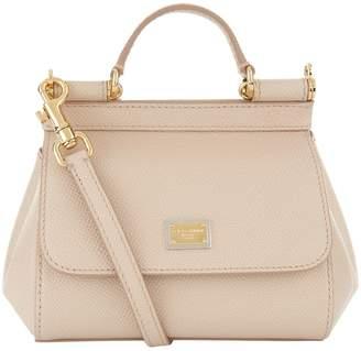 Dolce & Gabbana Mirco Sicily Top Handle Bag