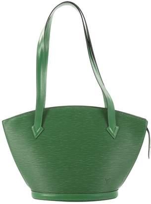 Louis Vuitton St Jacques leather clutch bag