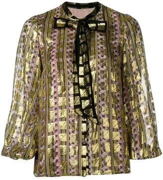 Temperley London Letter blouse