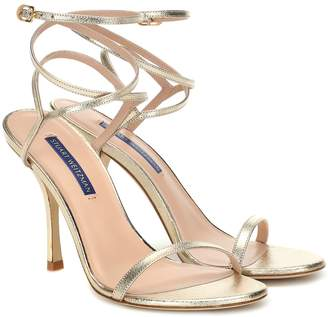 Stuart Weitzman Merinda leather sandals