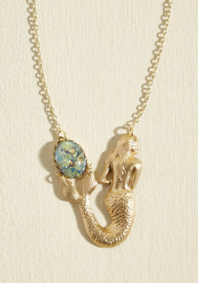 Fin-Fin Situation Necklace $34.99 thestylecure.com