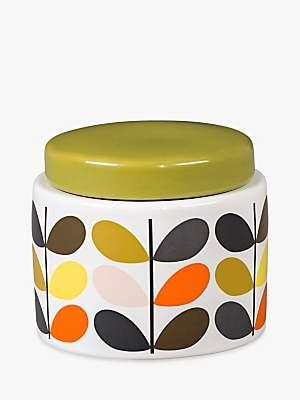 Orla Kiely Stem Storage Jar, Small, Multi