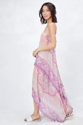Love Stitch Lovestitch Phoebe Scarf Dress