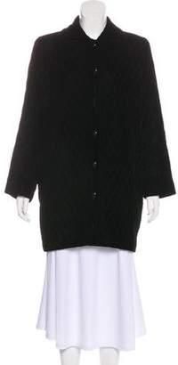 Saint Laurent Vintage Velvet Coat