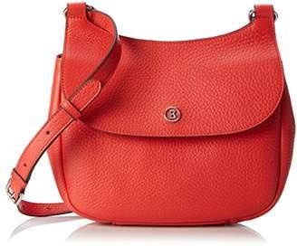 Bogner Womens Cross-Body Bag Red Size: UK