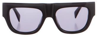 CelineCéline Tinted Shadow Sunglasses