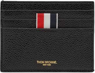 Thom Browne Note Compartment Card Holder