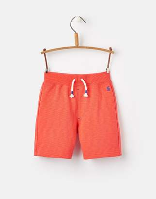 Joules Clothing Red Bucaneer Jersey Shorts 1yr