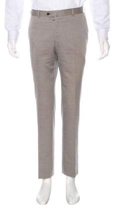 Isaia Woven Dress Pants