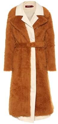 Sies Marjan Devin faux shearling coat