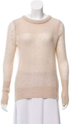 Rag & Bone Cashmere Crew Neck Sweater