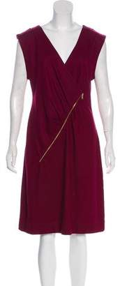 Marc by Marc Jacobs Wool Sleeveless Dress