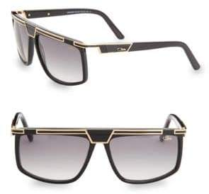 Cazal Oversized Bar-Top Sunglasses