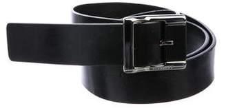 Burberry Leather Waist Belt