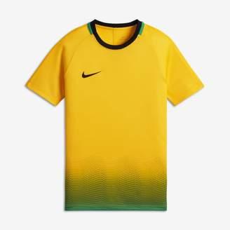 Nike Dri-FIT Academy Older Kids'(Boys') Short-Sleeve Football Top