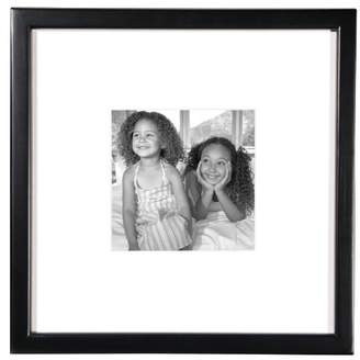 MCS 12x12 Inch East Village Collage Frame with 6x6 Inch Mat Opening