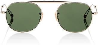 Garrett Leight Men's Van Buren Folding Sunglasses