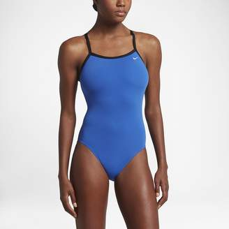 Nike Poly Core Solid Women's Swimsuit