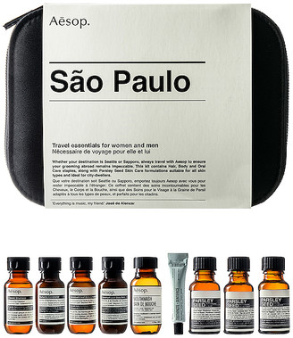 Aesop Sao Paulo Kit.