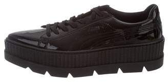 FENTY PUMA by Rihanna 2017 Pointed-Toe Creeper Sneakers w/ Tags