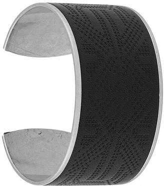 Diesel large cuff bracelet