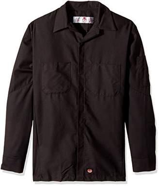 Red Kap Men's Ripstop Crew Shirt