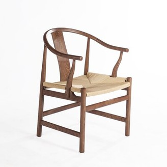Foundry Select Esther Solid Wood Dining Chair Foundry Select