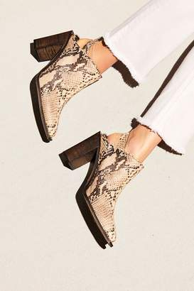 Free People Fp Collection Silver Storm Mule