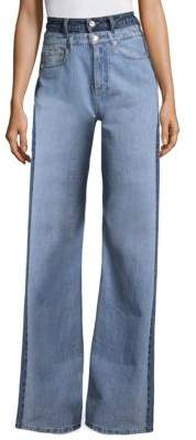 Tommy Hilfiger Collection Wide Leg Jeans
