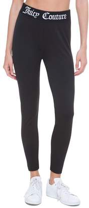 Juicy Couture Brushed Back Legging