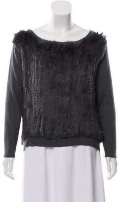 Joie Cashmere & Wool- Blend Sweater