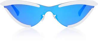 Le Specs Adam Selman X The Scandal Cat-Eye Sunglasses